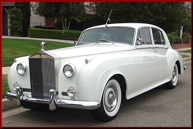 1958 Rolls royce Silver Cloud #10