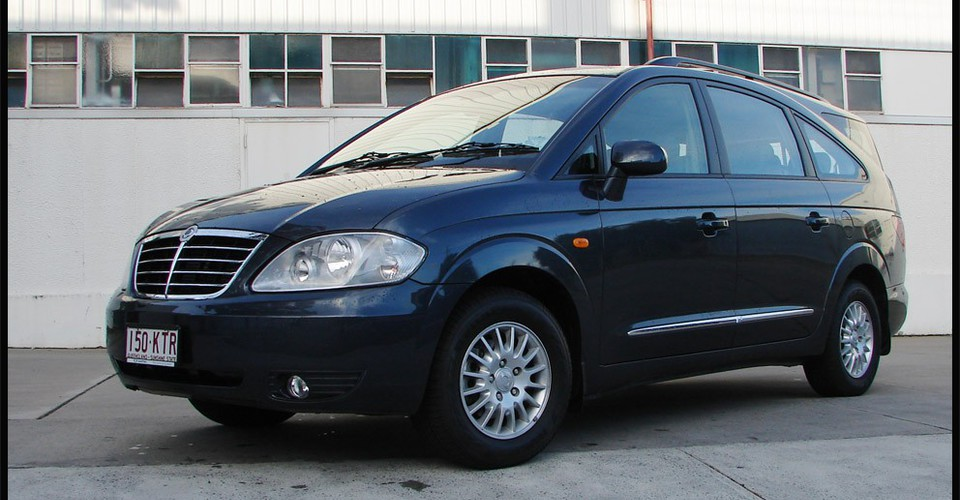 2008 Ssangyong Stavic #4