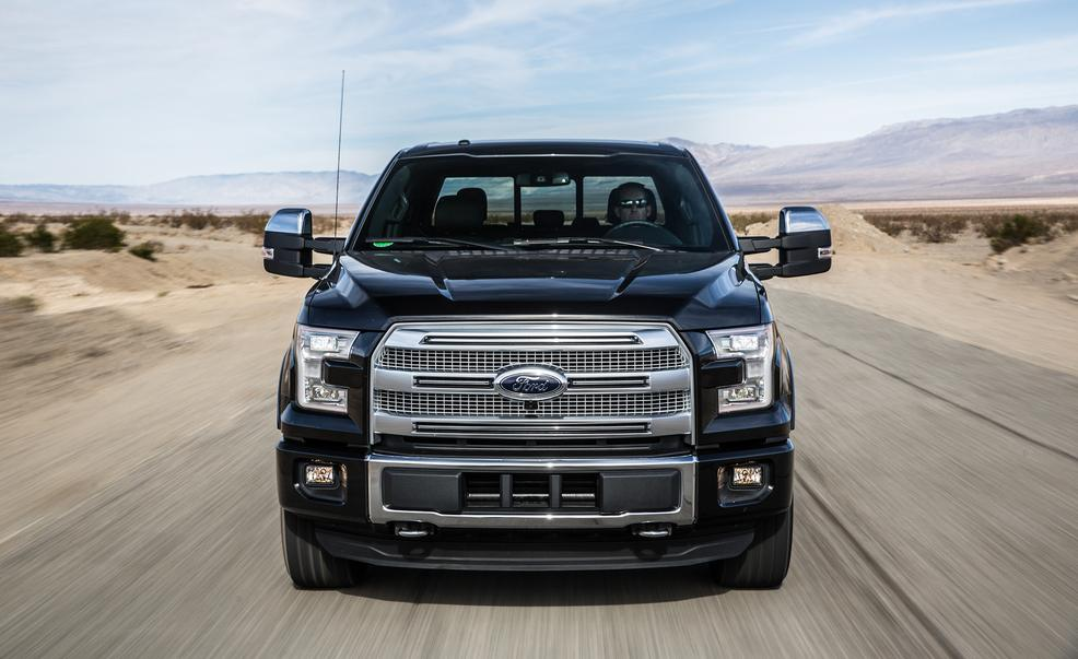 2015 Ford F-150 #15