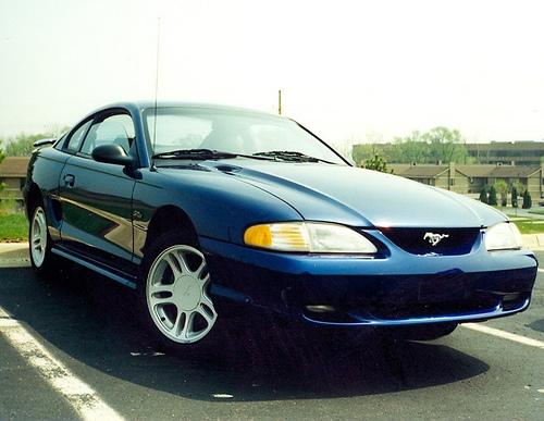 1996 Ford Mustang #10