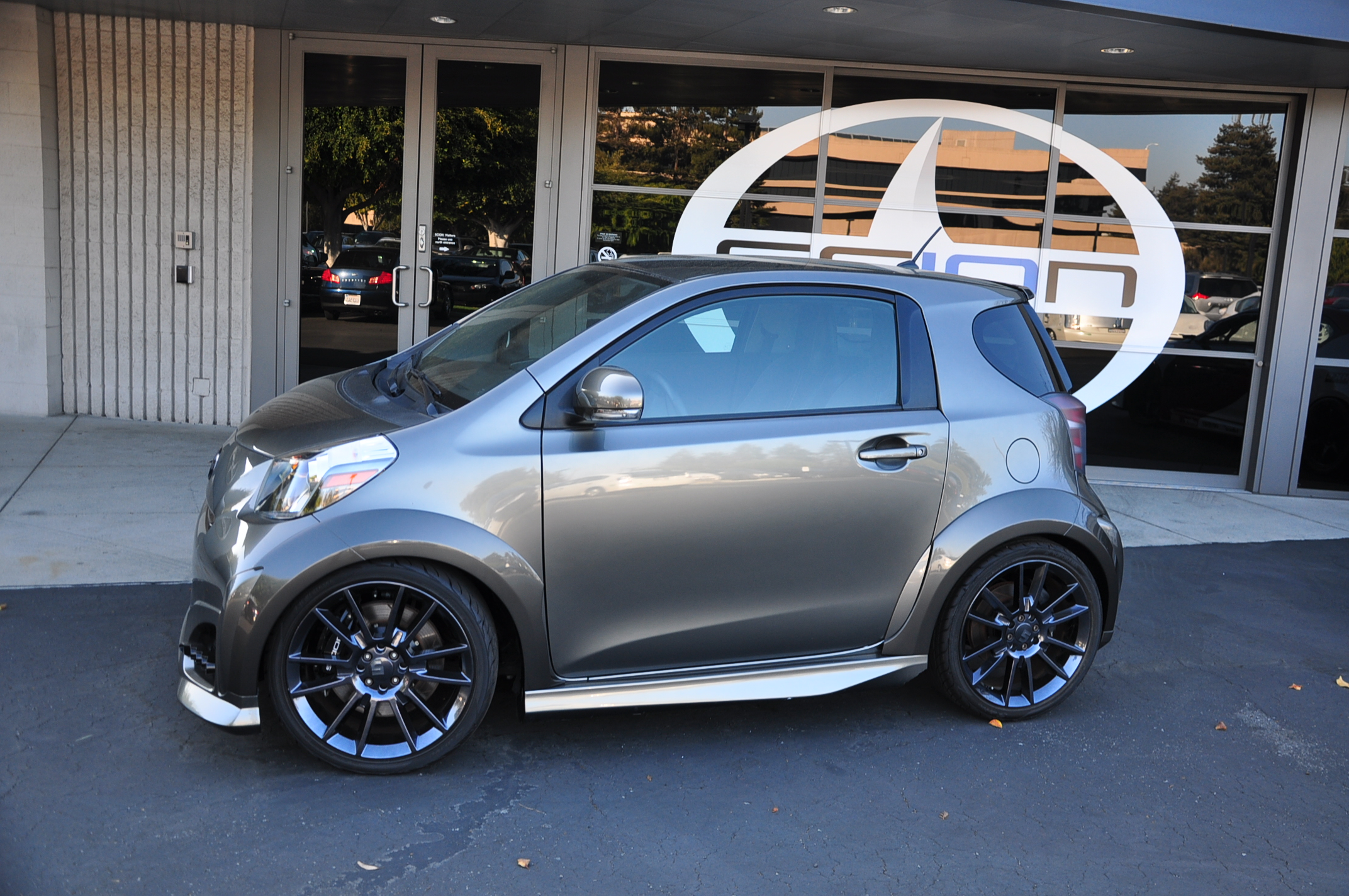 Scion Iq #13
