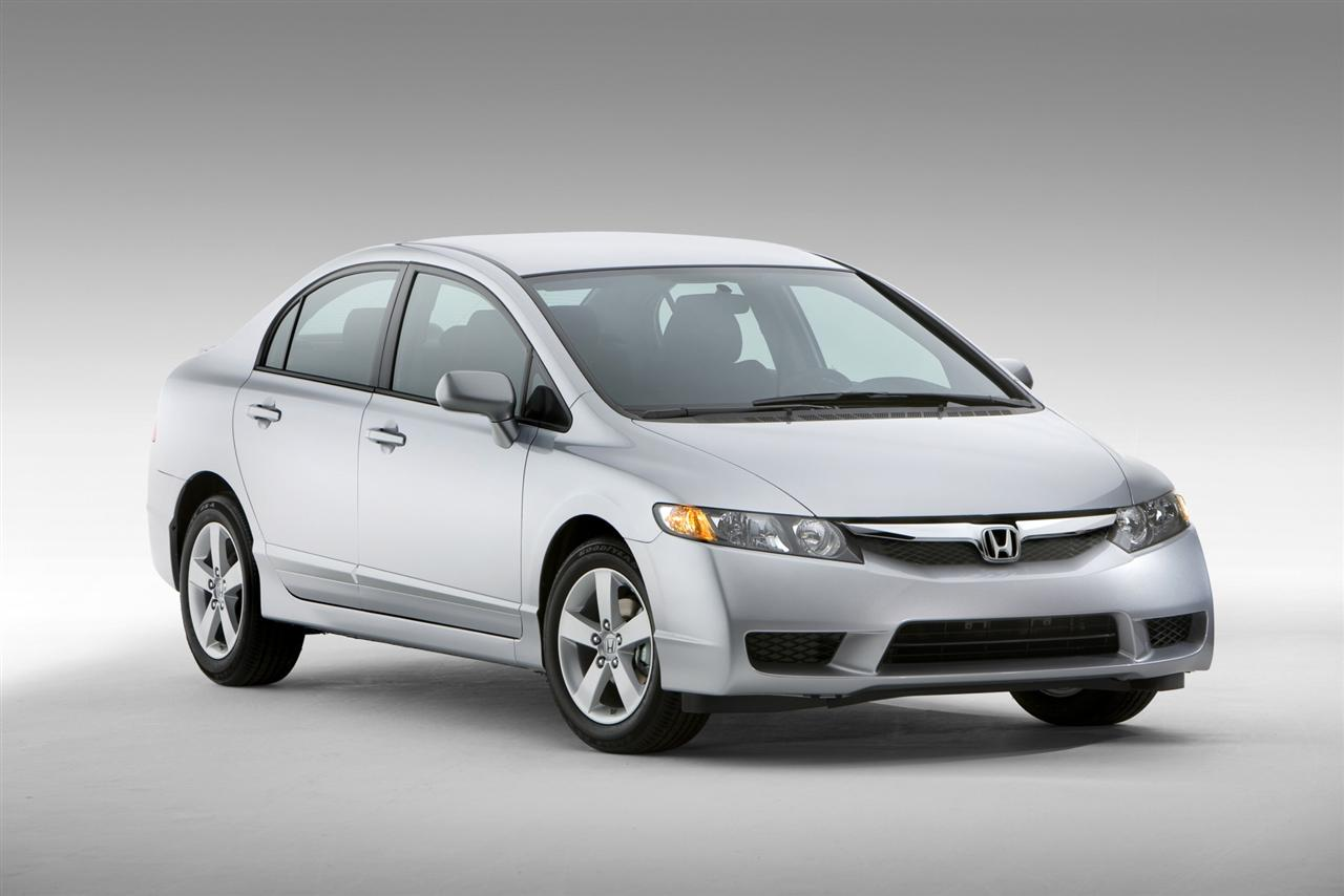 2009 Honda Civic #7