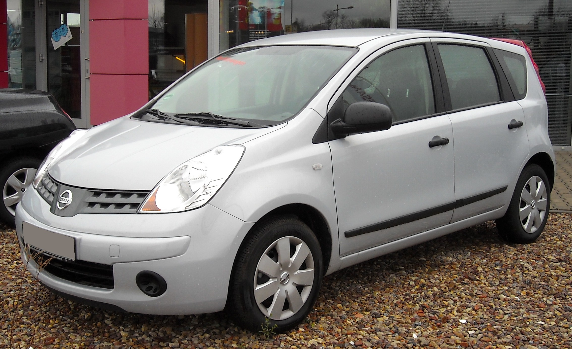 2008 Nissan Note #3