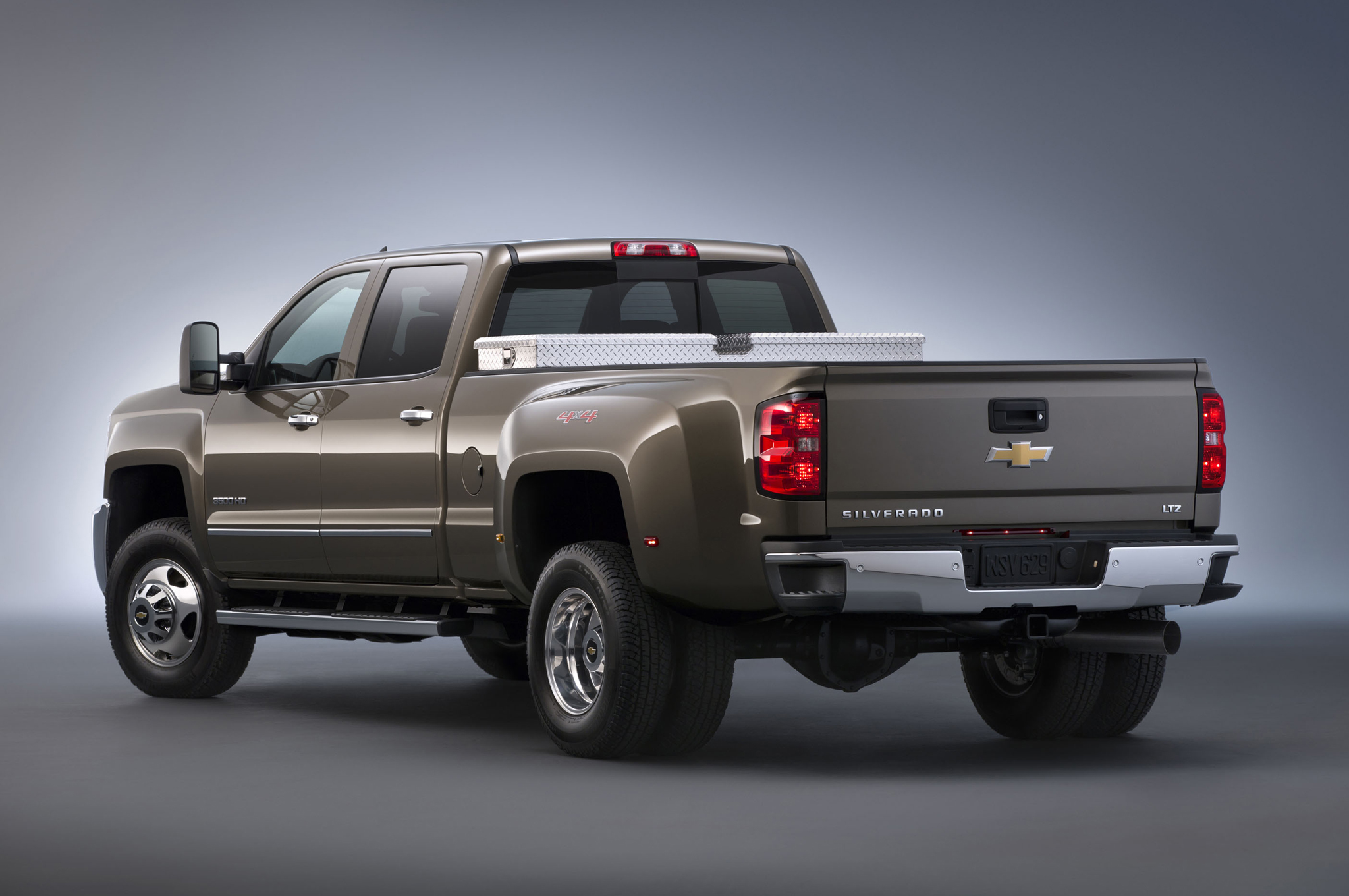 2015 GMC Sierra 3500hd #16