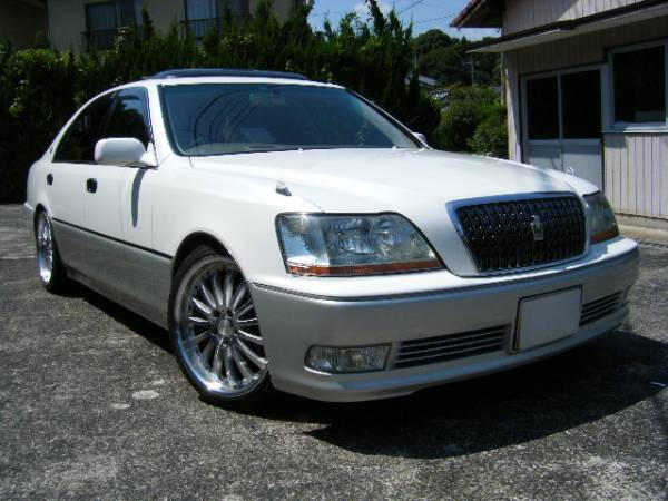 2003 Toyota Crown #6