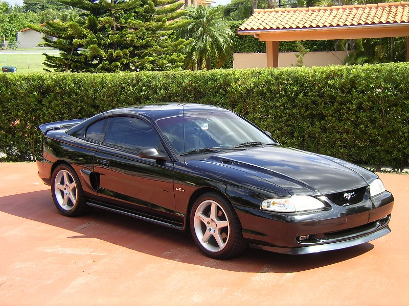 1994 Ford Mustang #1