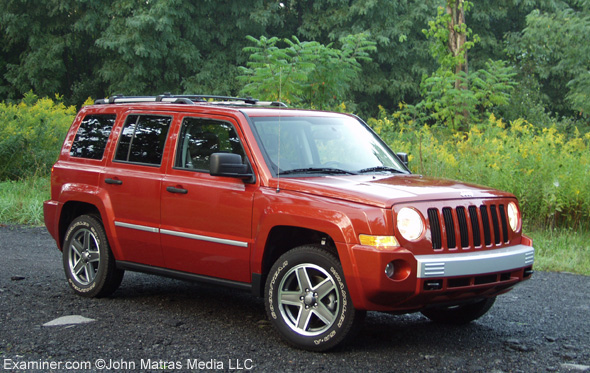 2009 Jeep Patriot #13