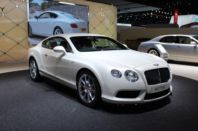 2015 Bentley Continental Gt #13