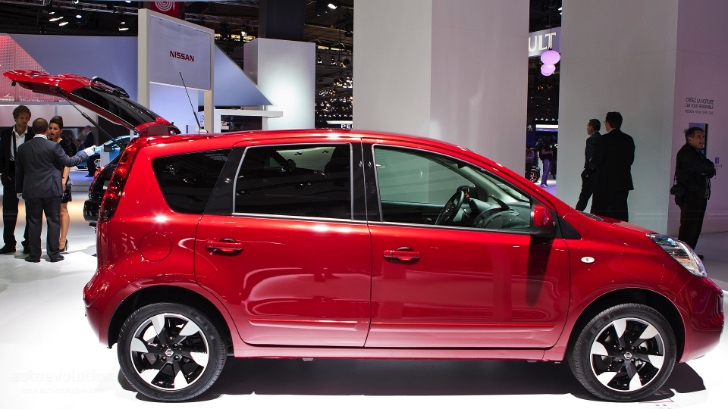 2012 Nissan Note #2