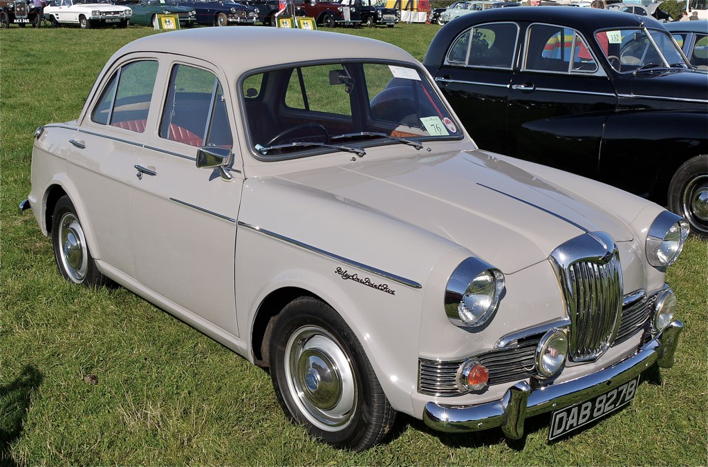 1964 Riley One-Point-Five #1