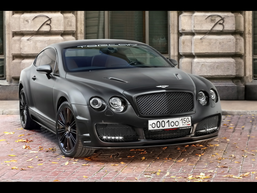 2010 Bentley Continental Gt #8