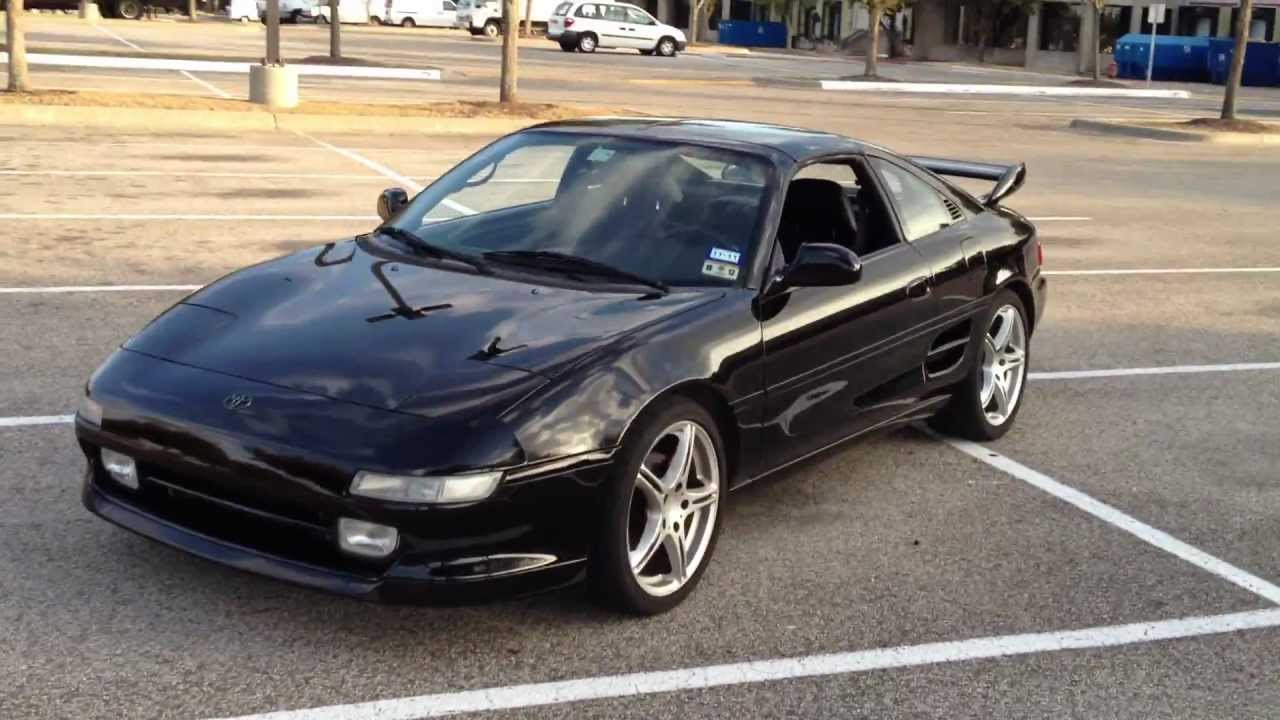Toyota Mr2 #10