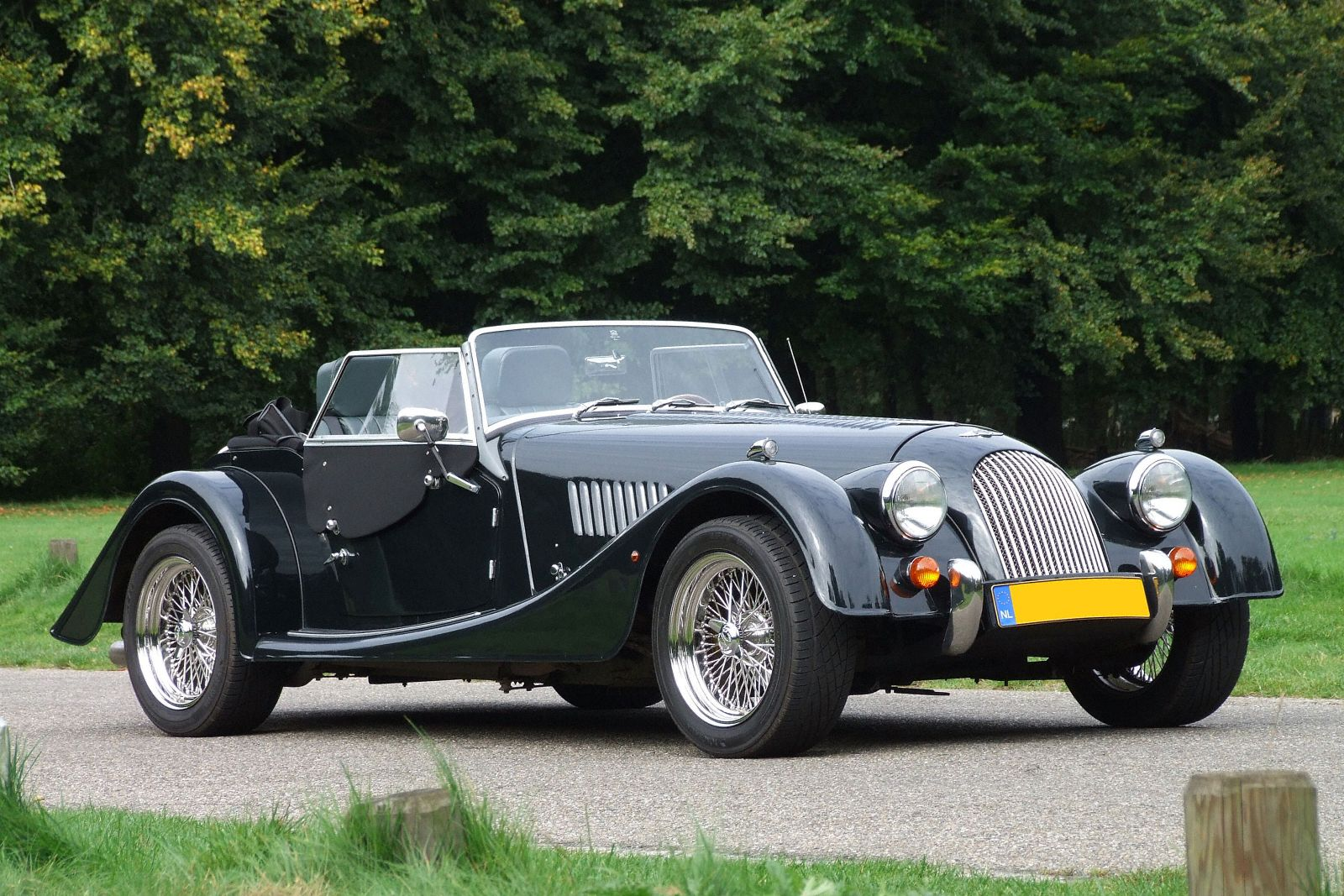 Morgan Plus 8 #8