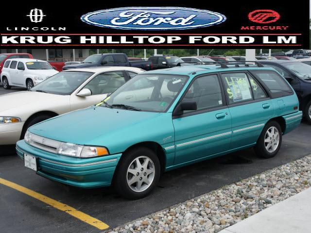 1995 Ford Tracer #5