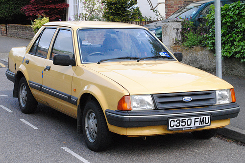 1986 Ford Orion #12