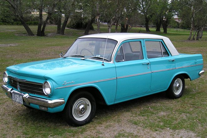 1964 Holden EH #2