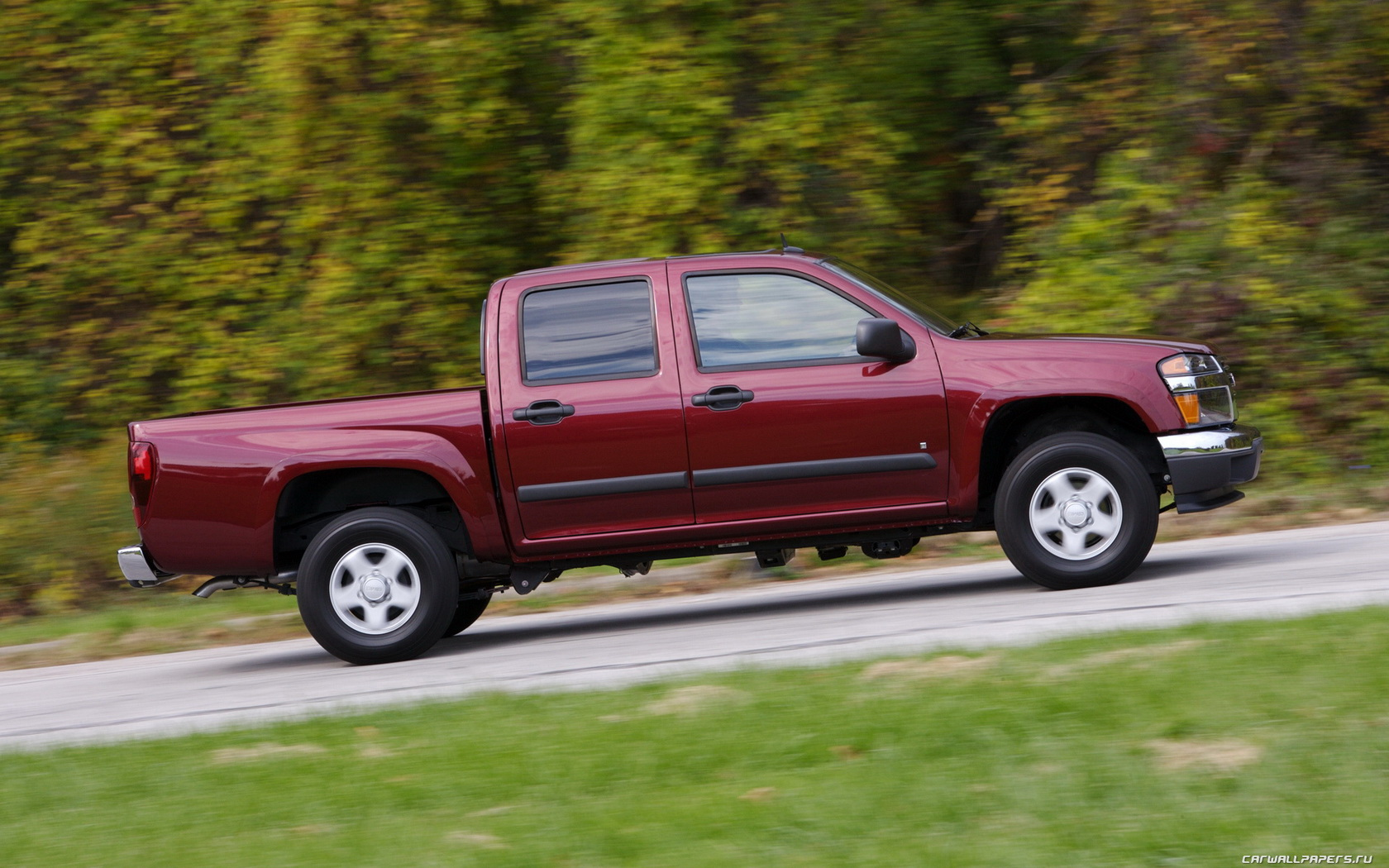 2008 GMC Canyon #4