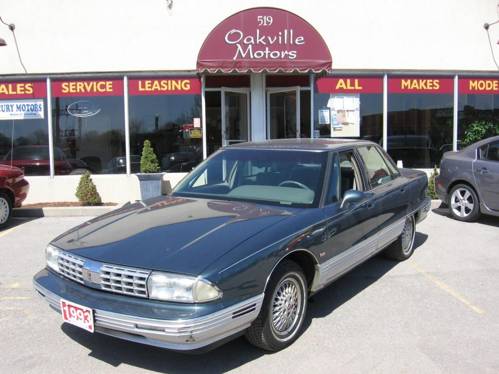 1993 Oldsmobile Ninety-eight #4