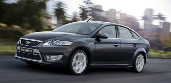 2009 Ford Mondeo #11