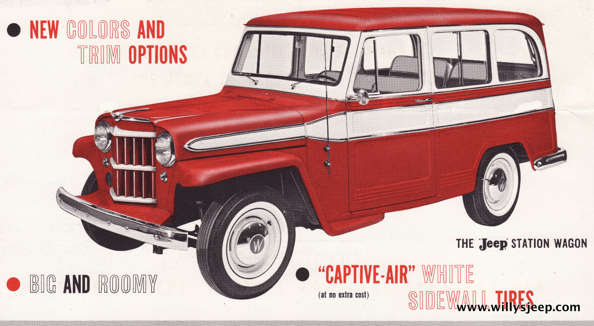 Jeep Station Wagon #2