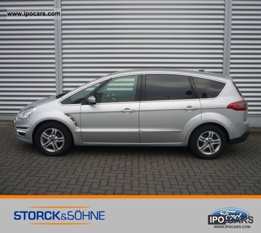 2009 Ford S-Max #13