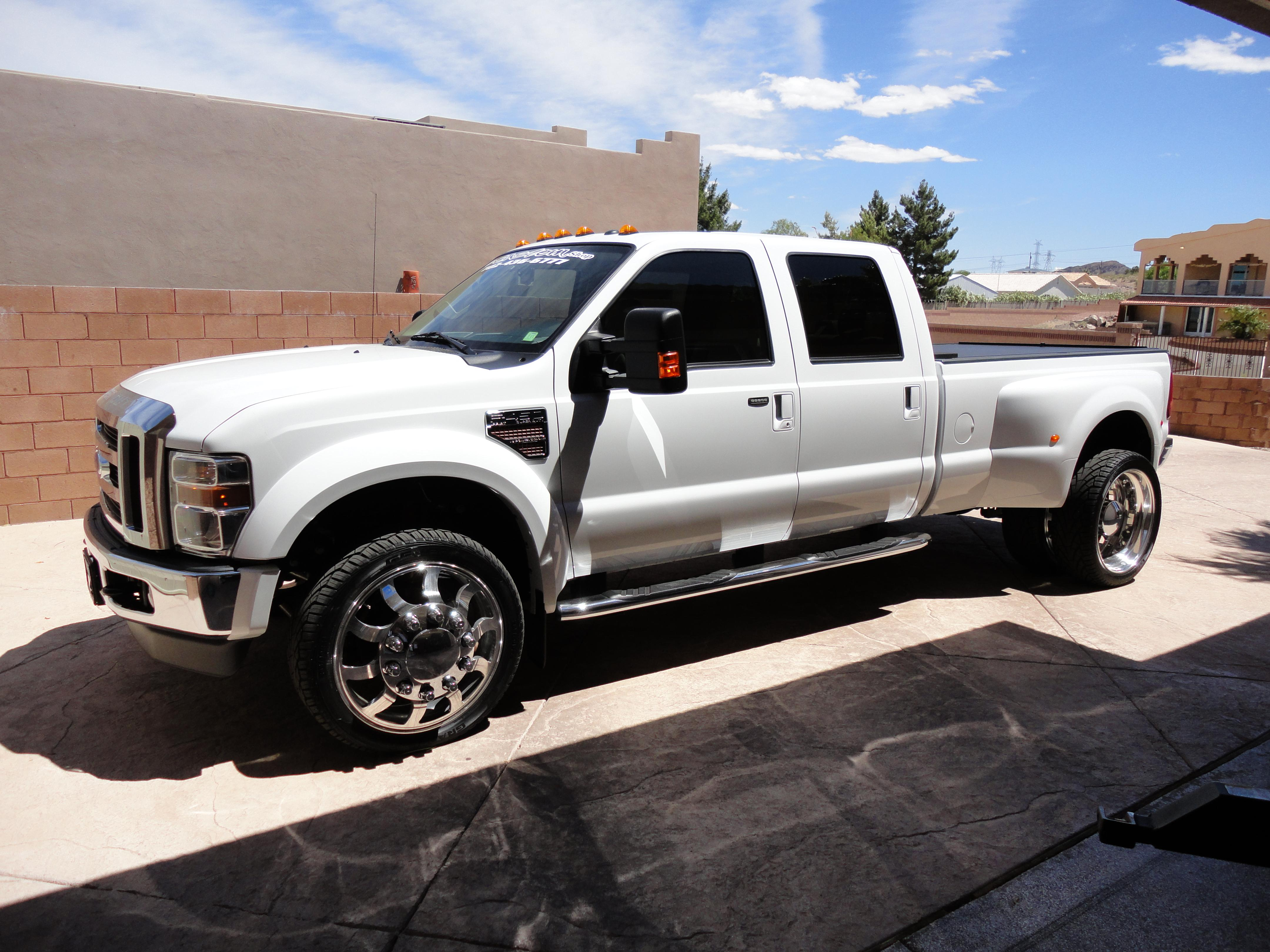 2010 Ford F-450 Super Duty #3