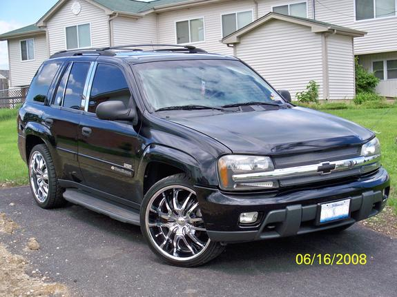 2003 Chevrolet Trailblazer #6