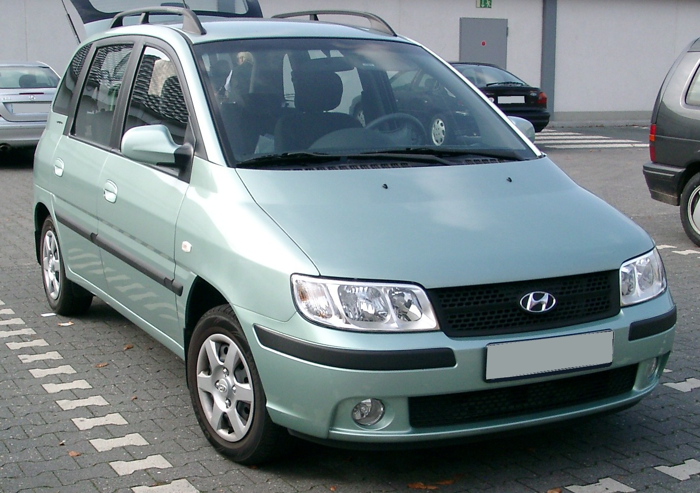 Hyundai Matrix #15