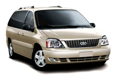 2007 Ford Freestar #14