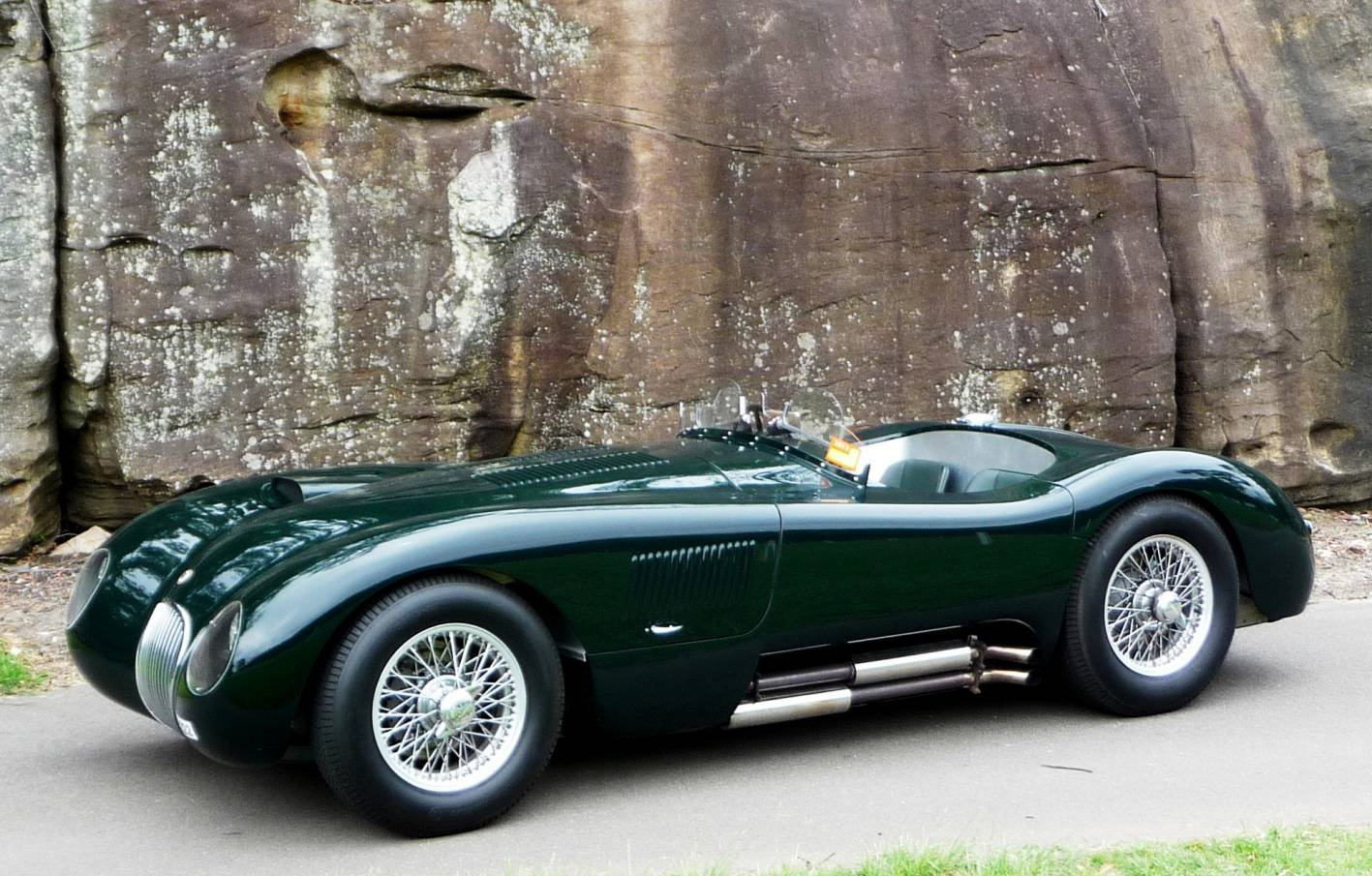 Jaguar C-Type #8