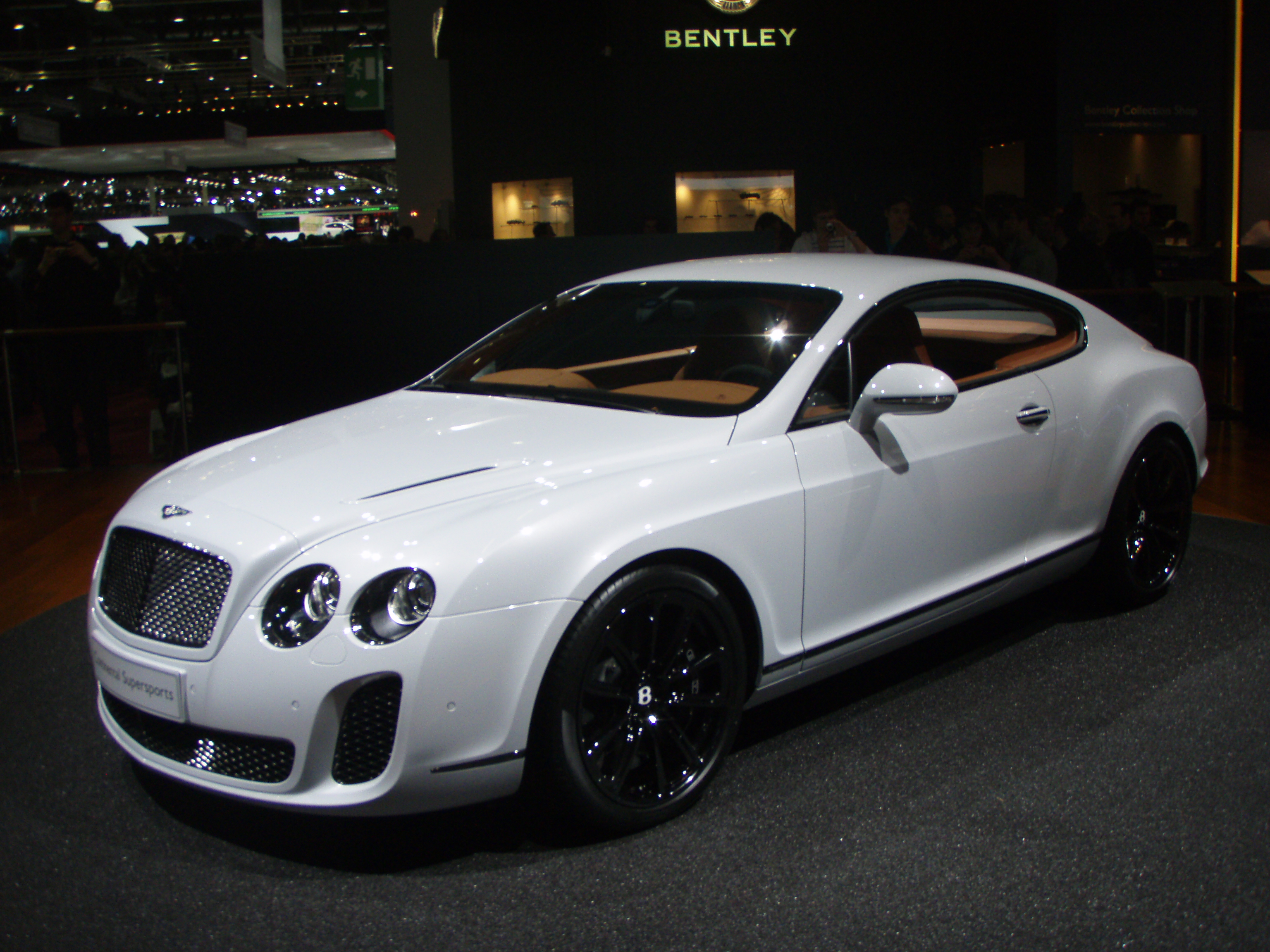 2009 Bentley Continental Gt #15