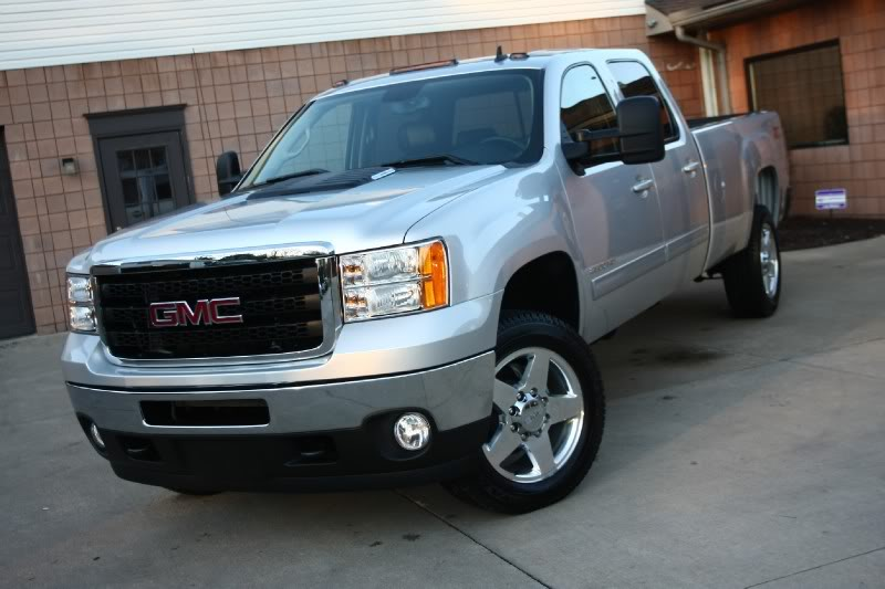 2011 GMC Sierra 2500hd #13