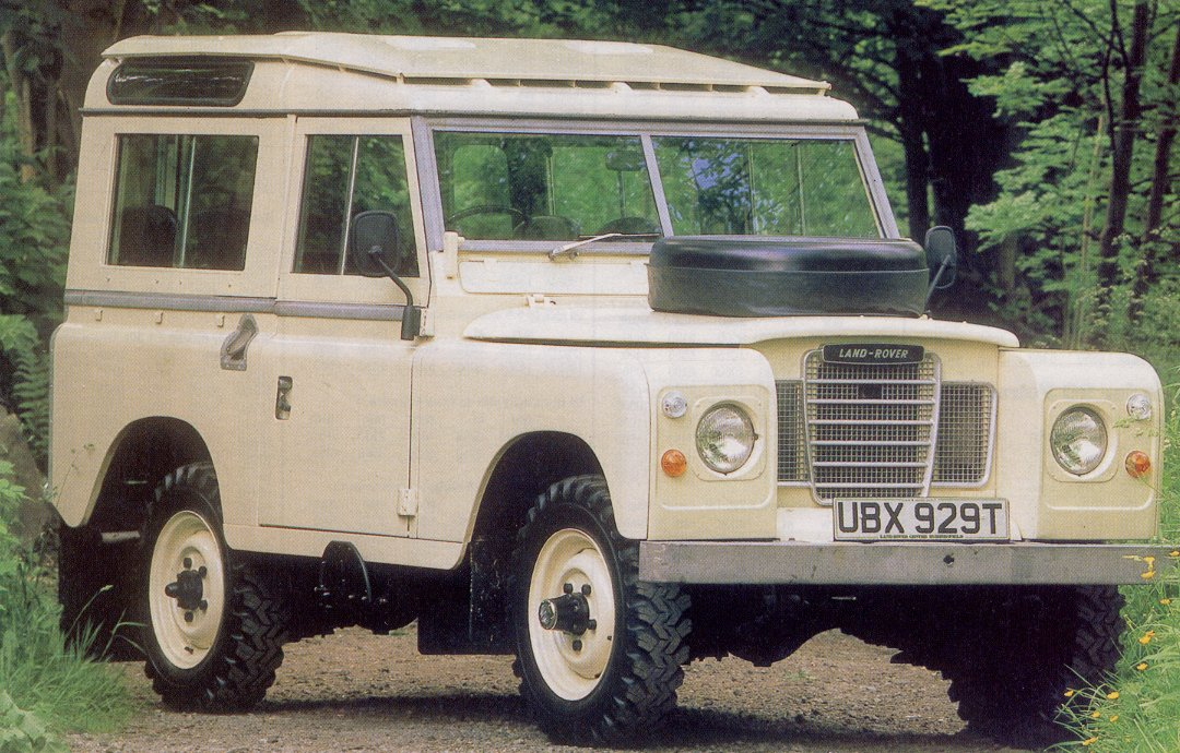 Land Rover Serie III #12