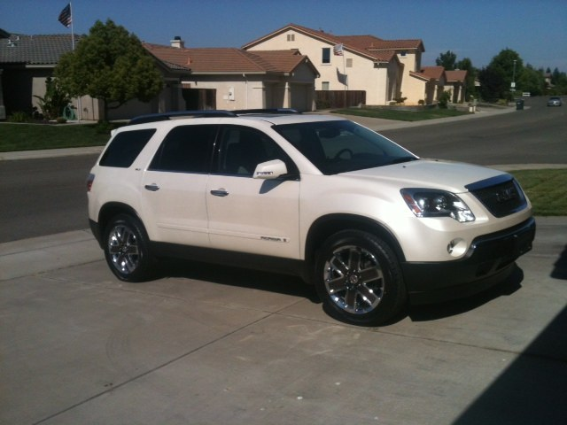 2008 GMC Acadia Photos, Informations, Articles ...