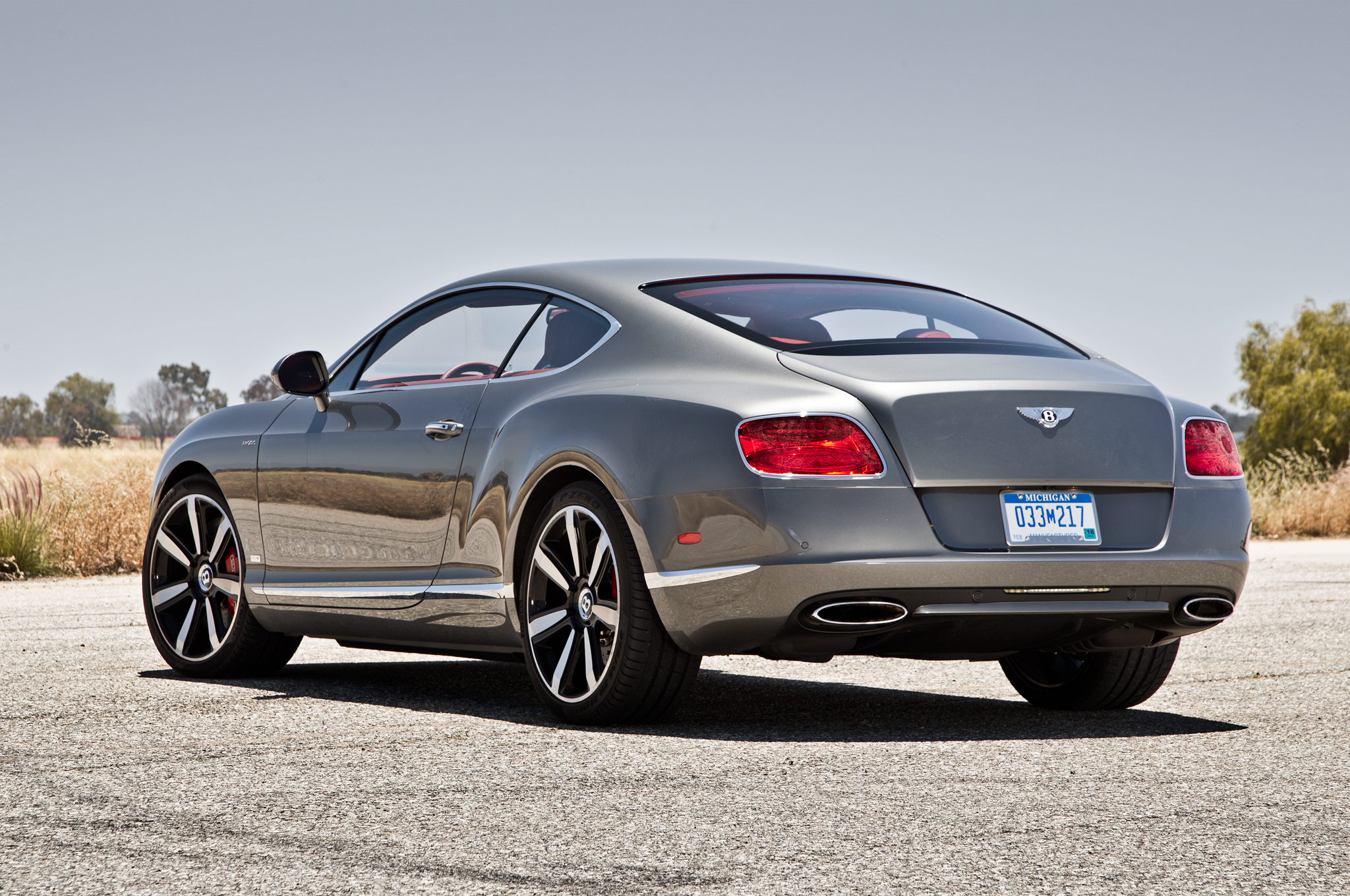 2013 Bentley Continental Gtc #2