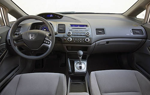 2008 Honda Civic #10