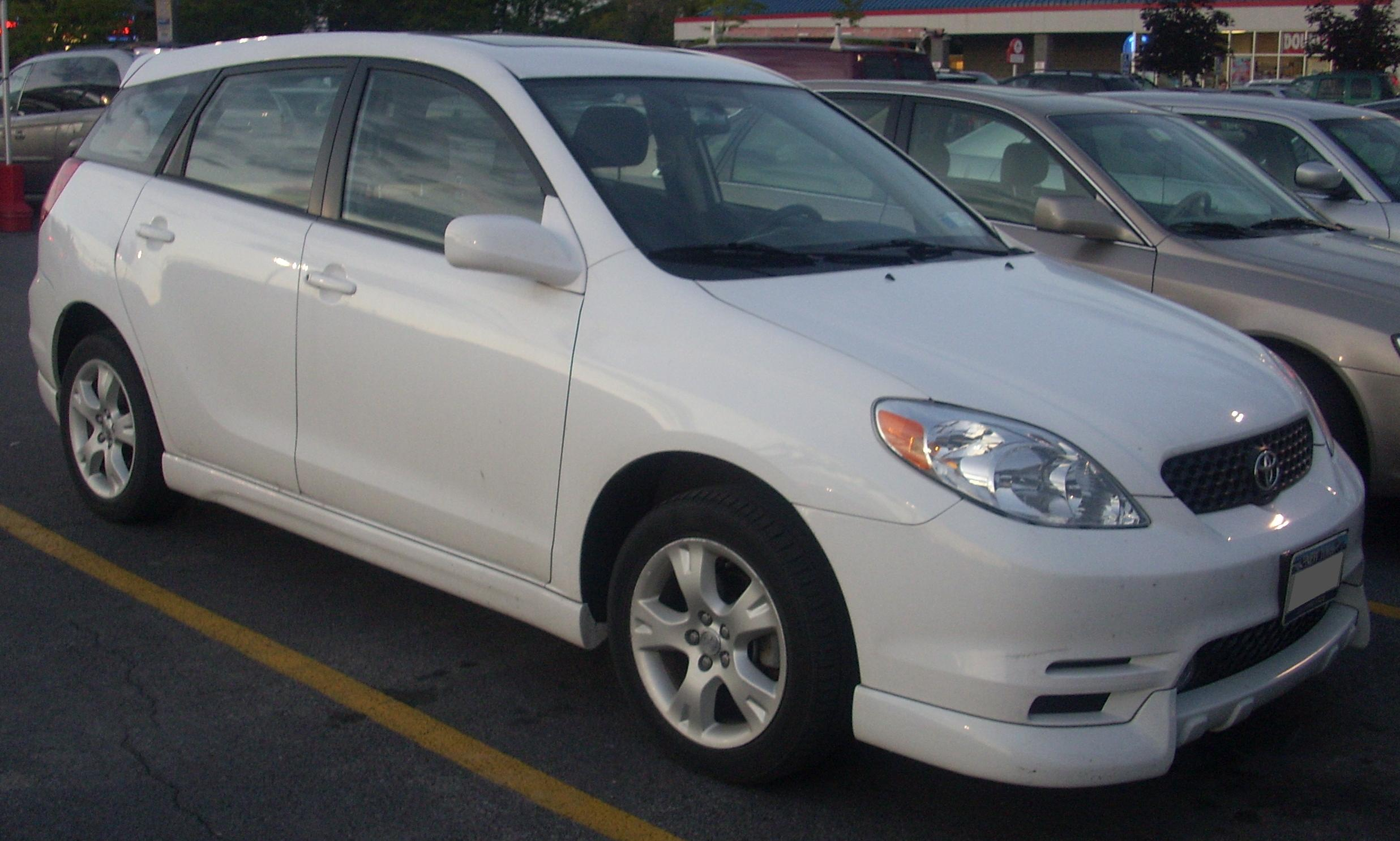 2003 Toyota Matrix #5
