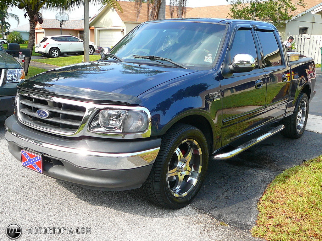 2002 Ford F-150 #8