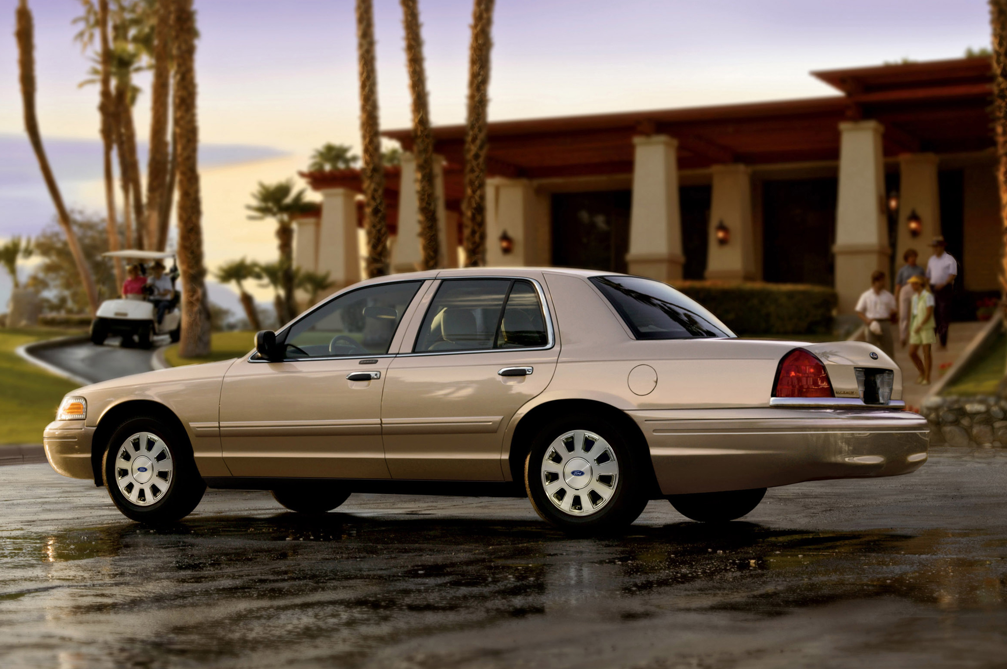 2006 Ford Crown Victoria #5