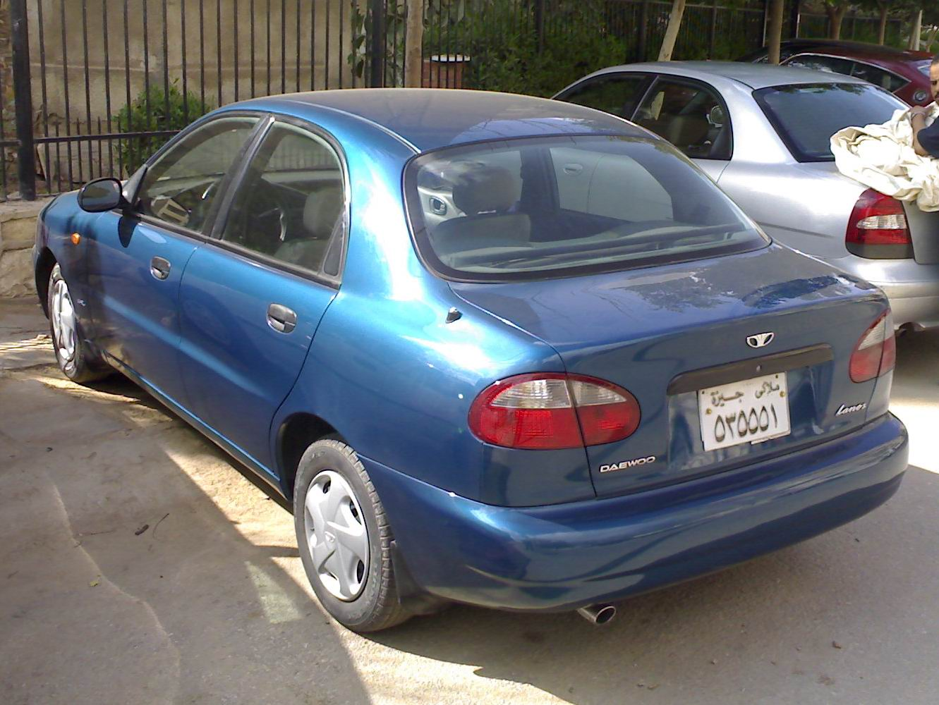 1999 Daewoo Lanos Photos, Informations, Articles - BestCarMag.com