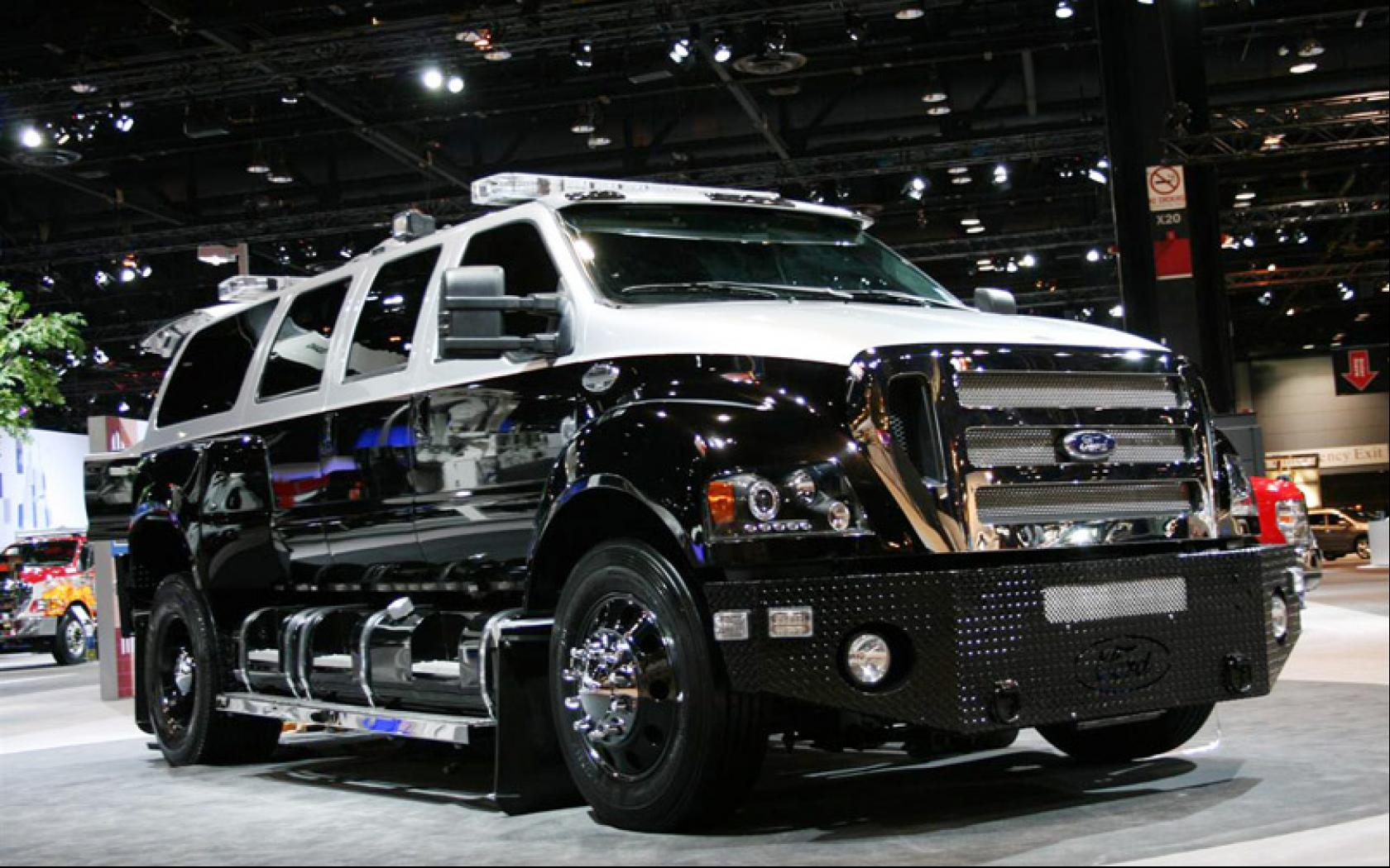 Ford F #16