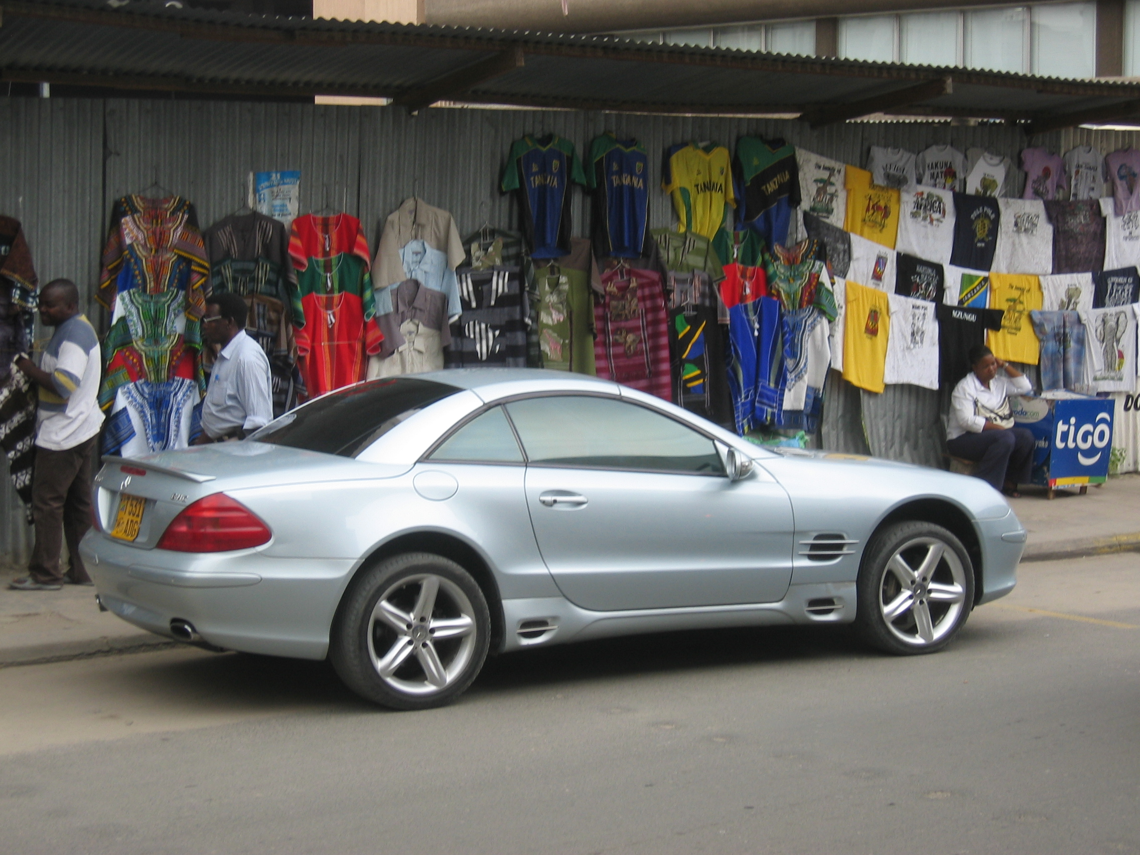 2007 Mercedes-Benz SL #14