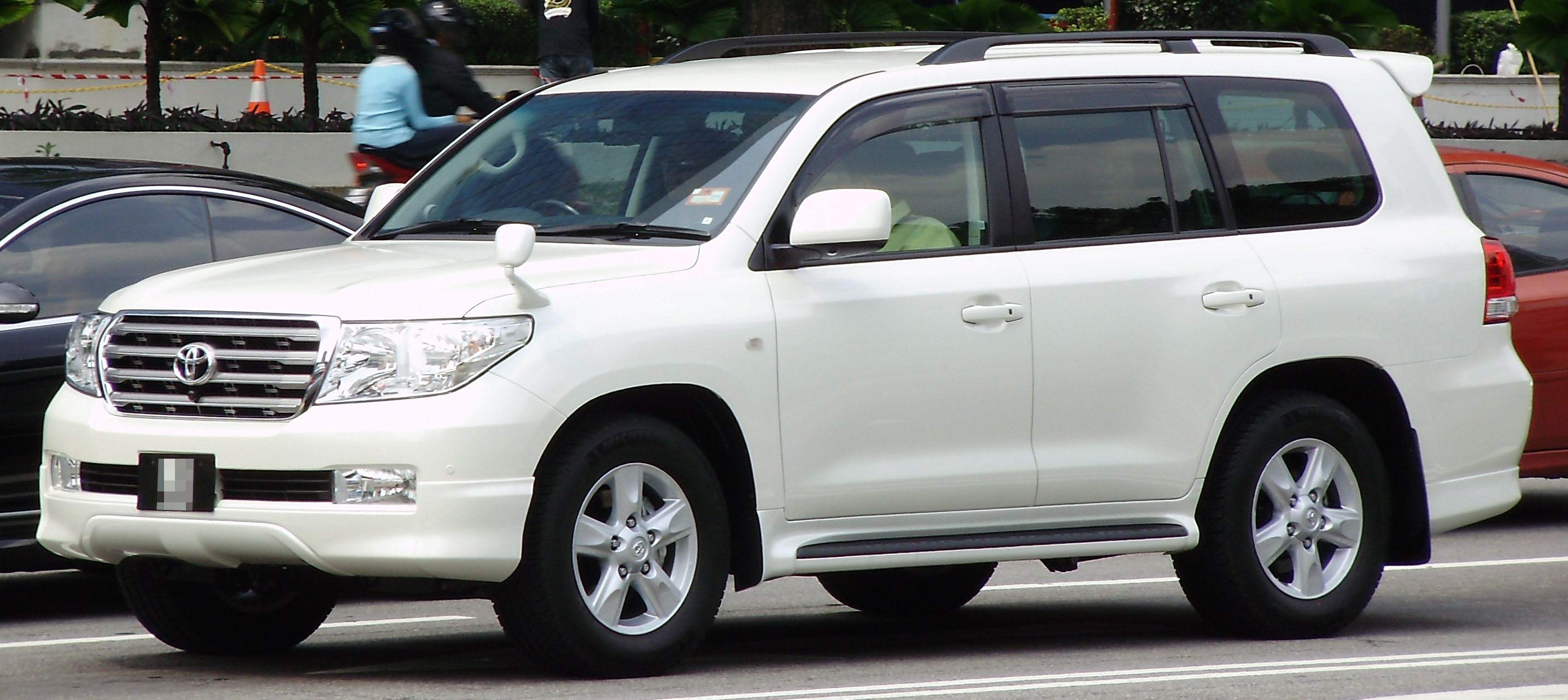 2008 Toyota Land Cruiser #11