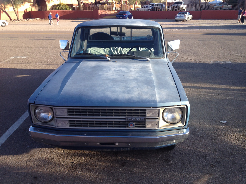 1985 Ford Courier #2