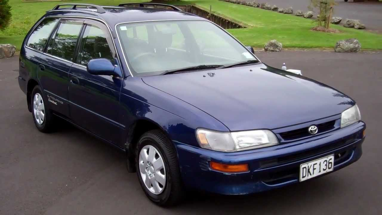 1996 toyota corolla photos informations articles. Black Bedroom Furniture Sets. Home Design Ideas