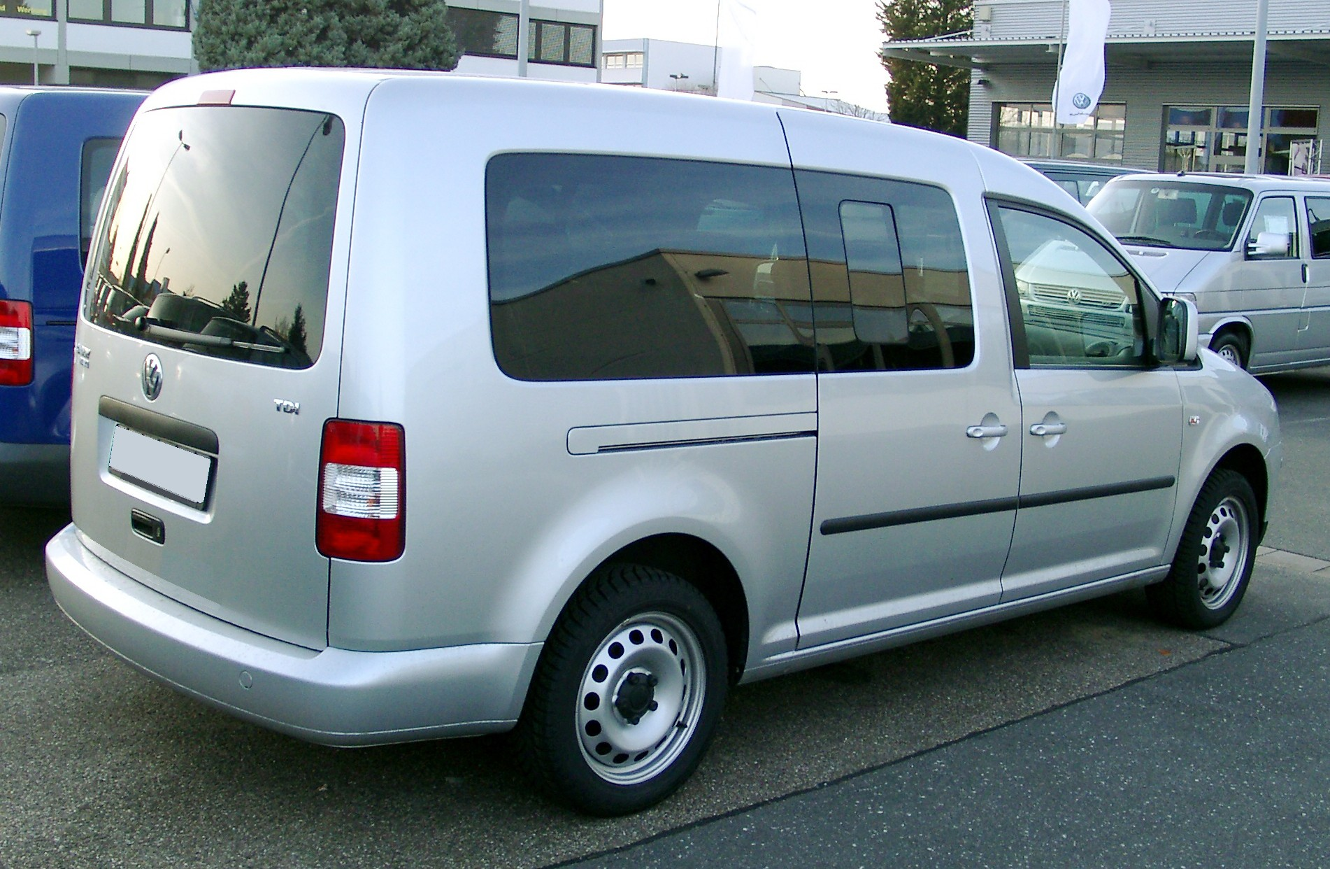 Volkswagen Caddy #14