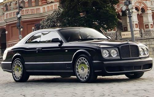 2010 Bentley Brooklands #13
