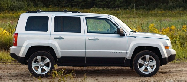 2012 Jeep Patriot #3