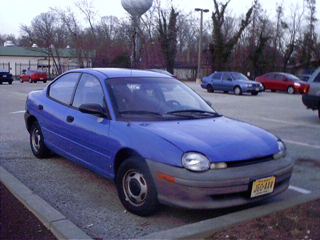 1995 Plymouth Neon #1