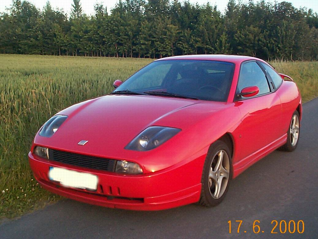 2000 Fiat Coupe #11
